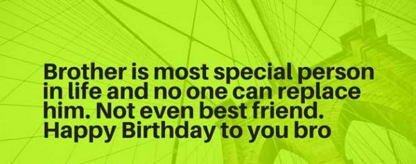 Birthday Wishes Quotes For Younger Cousin Brother