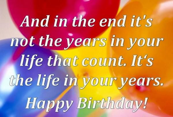 Brainy Quotes On Birthday Inspirational