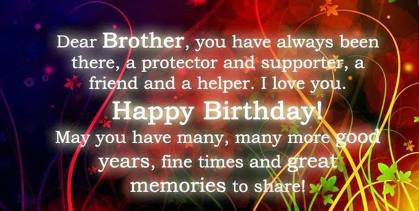 Funny Birthday Wishes For Sister From Brother Quotes