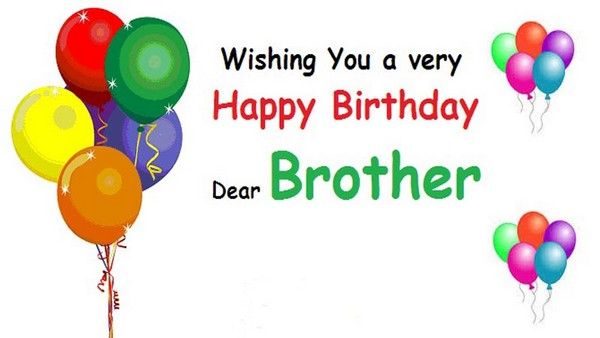 Funny Birthday Wishes For Younger Brother Images