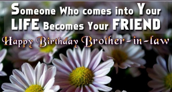 Happy Birthday Wishes For Brother In Law Clipart