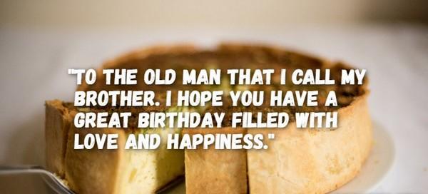 Happy Happy Birthday Brother