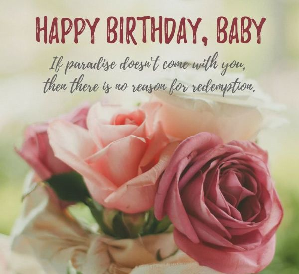 Romantic Birthday Love Messages: Birthway Wishes For Lover: The 143 Most Romantic Birthday