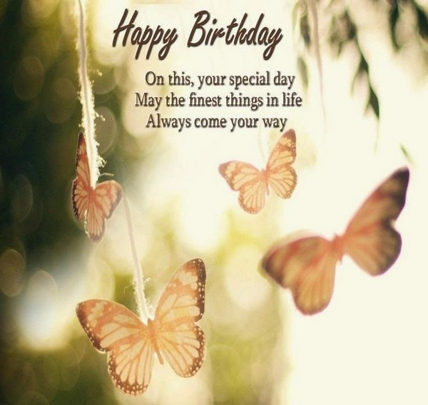 Happy Birthday Quotes For Special Girl: Top 70 Happy Birthday Wishes For Daughter [2019]