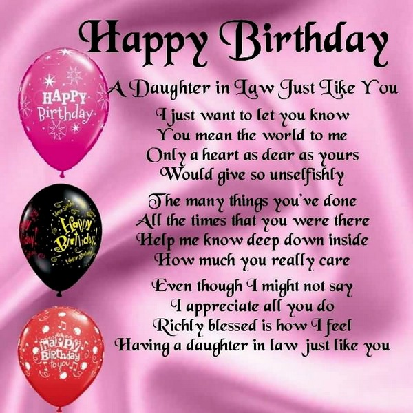 Top 70 happy birthday wishes for daughter 2018 birthday wishes for daughter from mom m4hsunfo