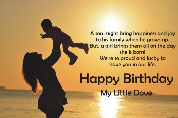 Christian Birthday Wishes For Daughter In Law