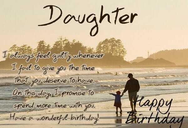 Clever Birthday Wishes For Daughter