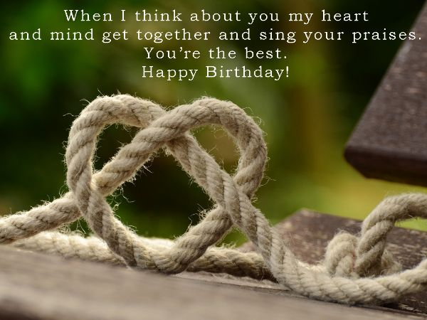 Best Happy Birthday Wishes For Your Lover