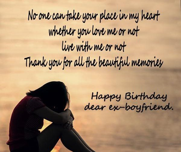 Best Sad Birthday Wishes For Lover