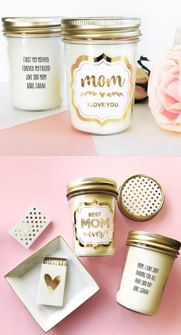Birthday Gifts For Mom From Daughter Diy