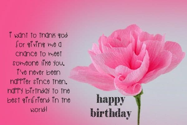 Birthday Wishes For A Lover With Images
