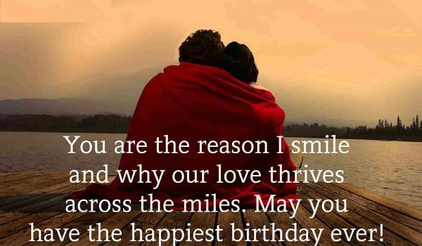 Birthday Wishes For Ur Lover