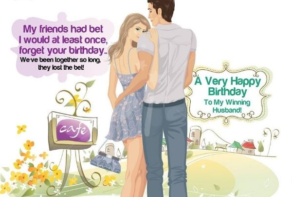 Flirty Birthday Wishes For Lover