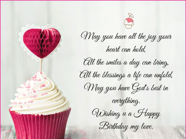Free Download Birthday Wishes For Lover