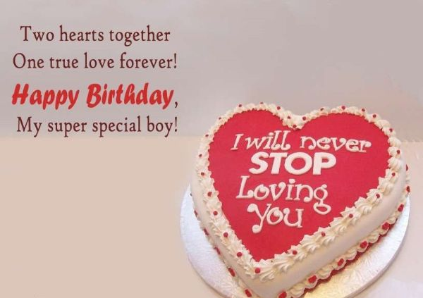 Images For Birthday Wishes For Lover