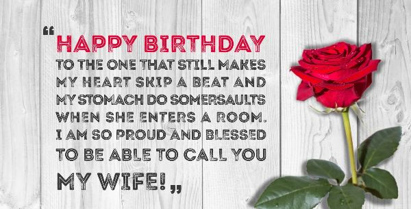 Inspirational Birthday Wishes For Lover