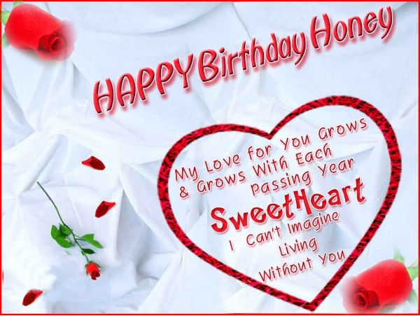 Quotes About Birthday Wishes For Lover