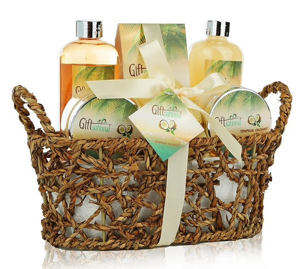 Spa Gift Basket