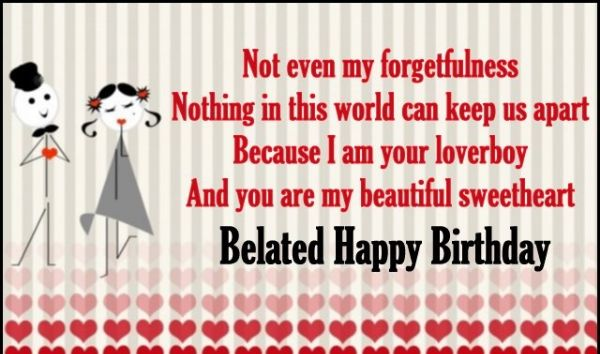Wallpaper Birthday Wishes For Lover