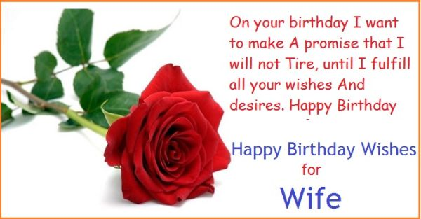 World Best Birthday Wishes For Lover
