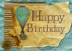 fun happy birthday message