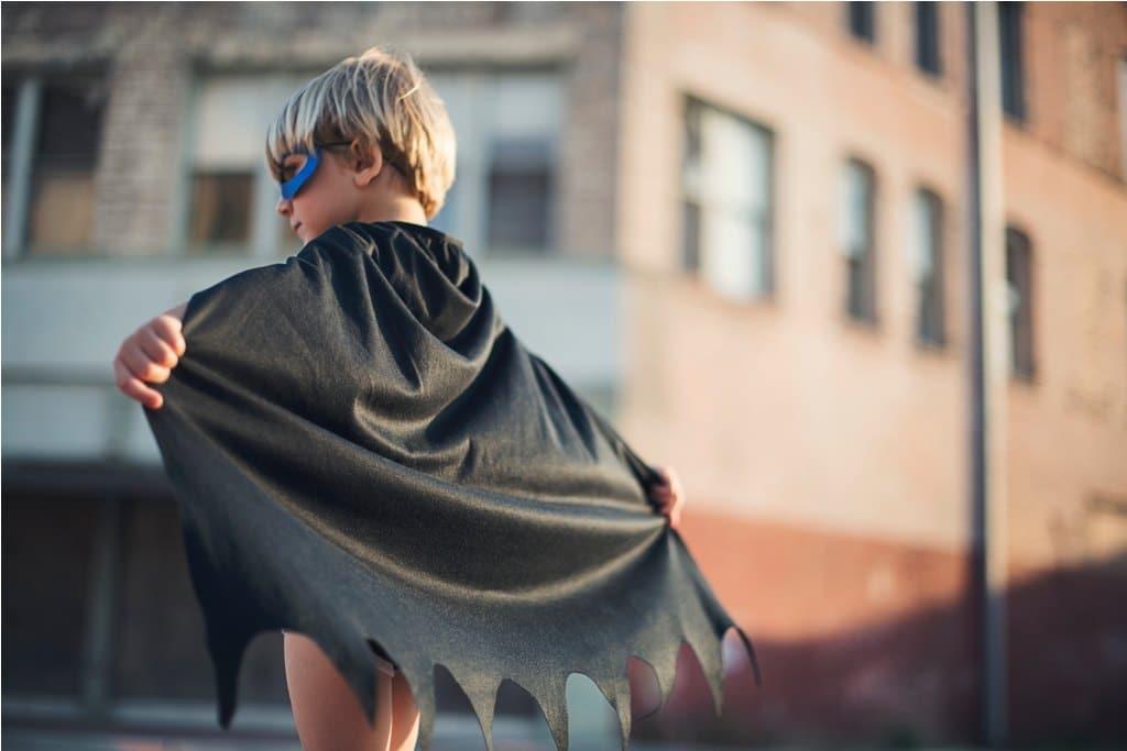 kid batman