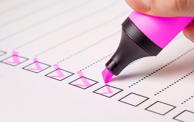 checklist-check-list-marke